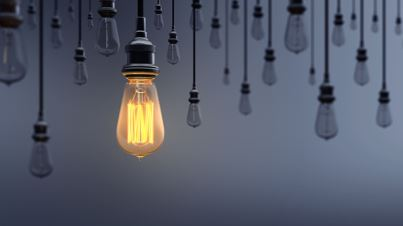 A Bright bulb among many - your identity