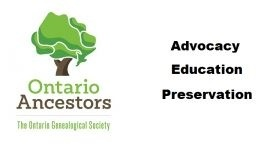 Ontario Ancestors Webinar – DNA Databases