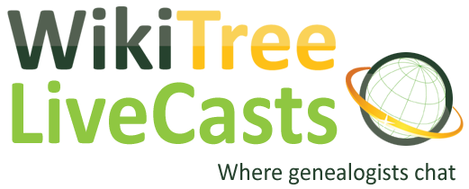 WikiTree LiveCast – US Southern Colonies Y'all!