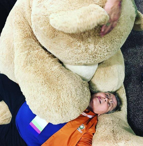 Bear Attack!