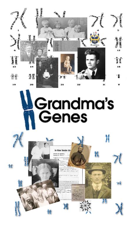 Grandma's Genes in Hamilton!