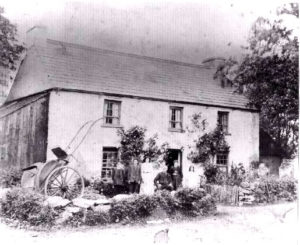 O'Doherty Home in Pollans